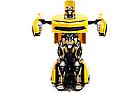 """Робот-трансформер на радиоуправлени JAKI MIGHTY   Машинка-трансформер """"Jaki Mighty""""   Робот-трансформер, фото 4"""