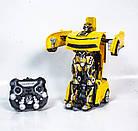 """Робот-трансформер на радиоуправлени JAKI MIGHTY   Машинка-трансформер """"Jaki Mighty""""   Робот-трансформер, фото 5"""