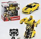 """Робот-трансформер на радиоуправлени JAKI MIGHTY   Машинка-трансформер """"Jaki Mighty""""   Робот-трансформер, фото 2"""
