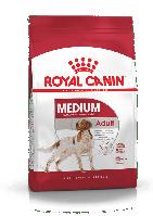 Повнораціонний сухий корм для дорослих собак середніх розмірів Royal Canin Medium Adult (4 кг)