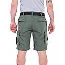 Оригинал Тактические шорты Pentagon BDU 2.0 SHORTS K05011 32, Camo Green (Сіро-Зелений), фото 2