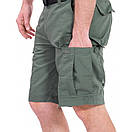 Оригинал Тактические шорты Pentagon BDU 2.0 SHORTS K05011 32, Camo Green (Сіро-Зелений), фото 3