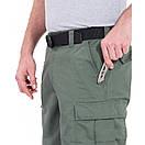 Оригинал Тактические шорты Pentagon BDU 2.0 SHORTS K05011 32, Camo Green (Сіро-Зелений), фото 6