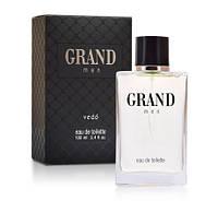 Grand Мen Элитная парфумерия Vedo  для мужчин 100мл eau de toilette Ra Group E04