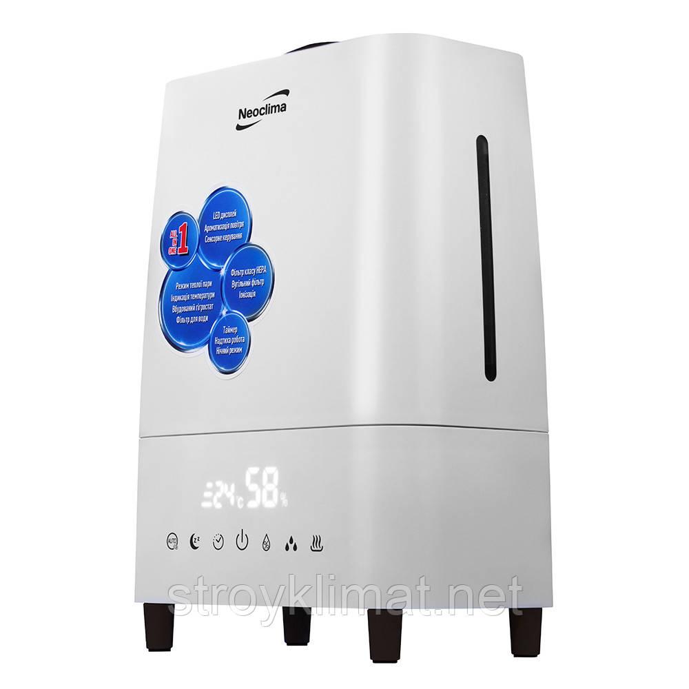 Очиститель и увлажнитель воздуха Неоклима SP-75ВW