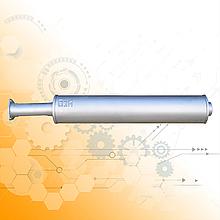 Глушник ГАЗ-3307, 3307-1201010