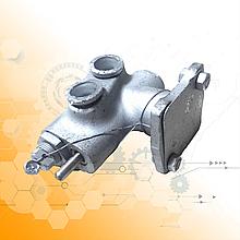 Клапан управління підйому кузова ГАЗ-53 (3307 )/ Нижній Новгород/ 3512-8607010