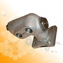 Клапан управління підйому кузова ГАЗ-53 / 3307/ 3512-8607010