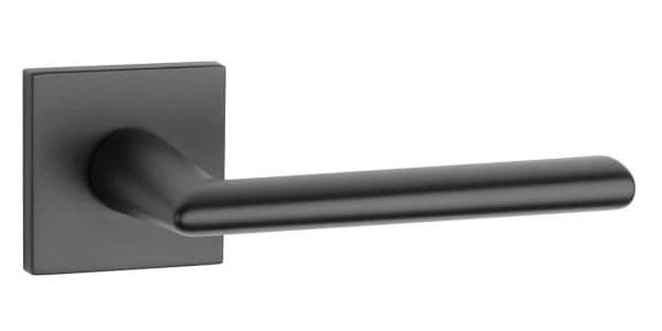 Ручка для межкомнатной двери Aprile Primula Q 7S черный (Польша)