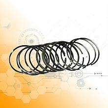 Поршневые кольца газ 52 (81,88) стандарт, (82,5)Р1, (83,0)Р2, (83,5)Р3 пр-ва г. Лебедин