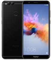 """Смартфон Huawei Honor 7x 4/64 Black, 16+2/8Мп, 5.9"""" IPS, 2 sim, 4G, 3340мАh, HiSilicon Kirin 659, 8 ядер, фото 1"""