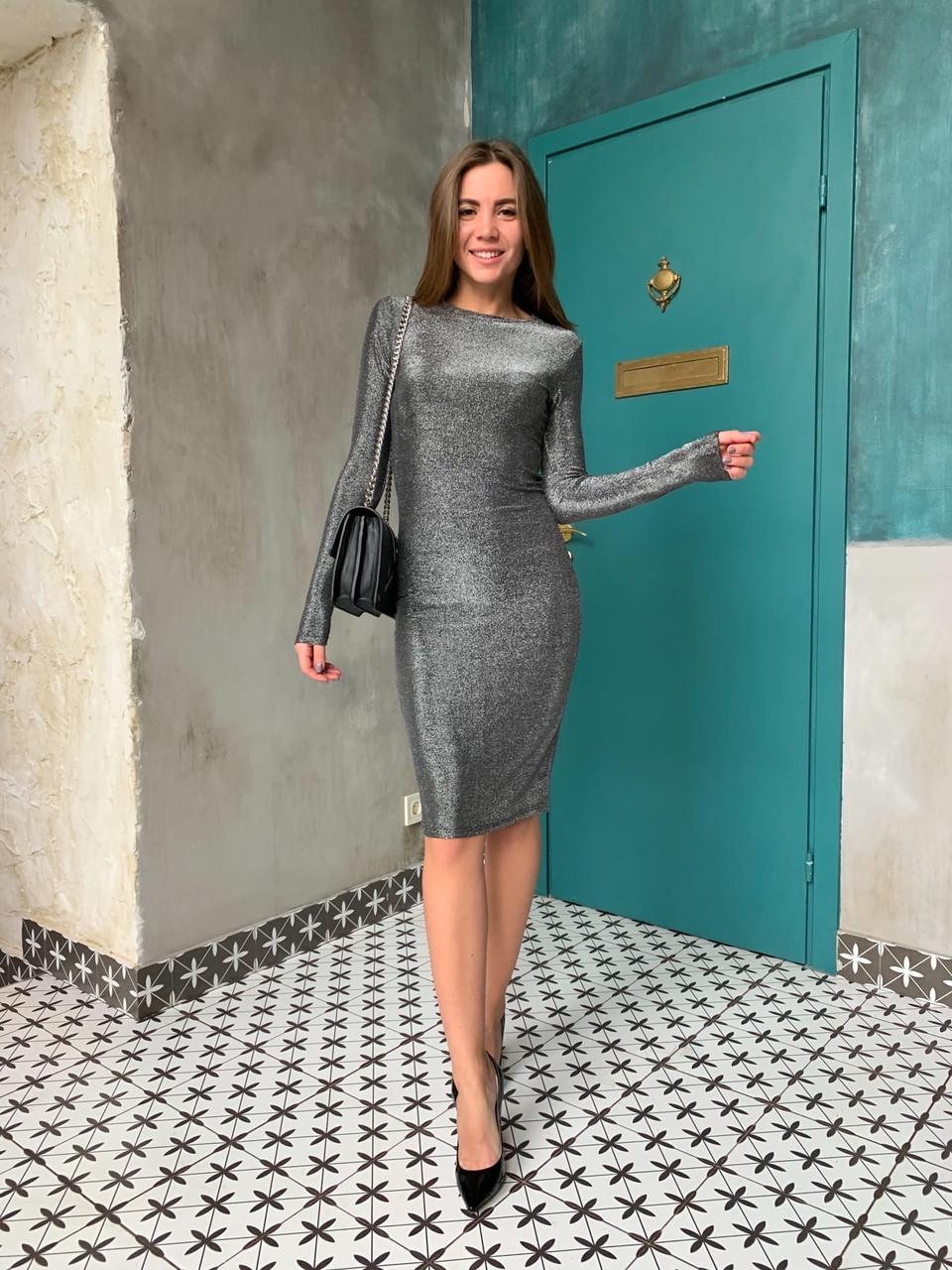 Женское платье ору299