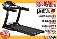 Электрическая Беговая Дорожка до 120 кг Для Дома HRS T190 model 2020