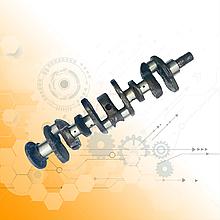 Вал колінчастий ГАЗ-52 / 11-6303-А3.