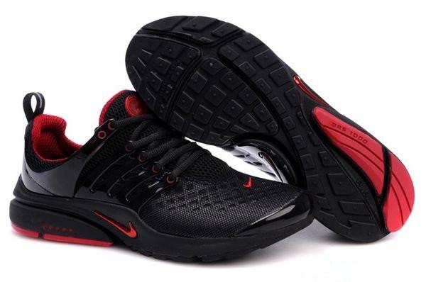 8c393829 Кроссовки мужские Nike Air Presto (в стиле найк аир престо) черные -  Мультибрендовый интернет