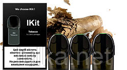 Картриджи IKit Tobacco 50 mg (3 шт)