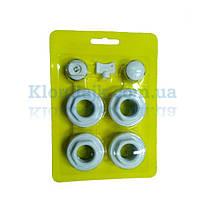 Комплект для секционных радиаторов 1\2 (без крепежа)