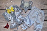 """Карнавальный костюм для мальчика """"Мышонок"""" , костюм на утренник и новый год!"""