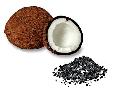 Активированный кокосовый уголь 60 caps, Wish, фото 3