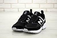 Мужские черные кроссовки New Balance 574 Sport V2 43