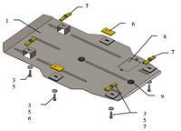 Защита двигателя Chevrolet Camaro 2009-