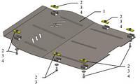 Захист двигуна Шевроле Малібу / Chevrolet Malibu 2012-