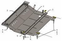 Защита двигателя Citroen C-Elysee 2013-