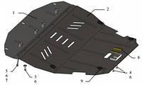 Защита двигателя Citroen Evasion 1994-2002