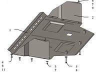 Защита двигателя Citroen Jumper I 1994-2006