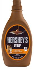 HERSHEY'S карамельний сироп 623г