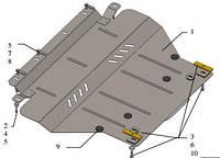 Защита двигателя Citroen С5 2008-