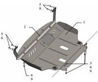 Защита двигателя Ford B-Max 2013-