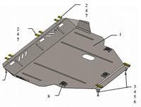 Защита двигателя Ford Connect 2013-