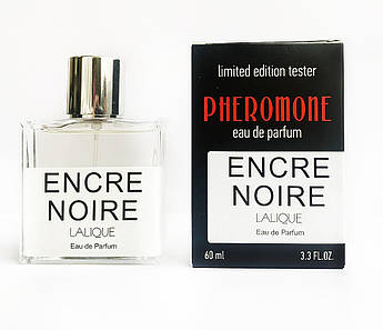 PHEROMONE PARFUM Lalique Encre Noire (Лалик Энкри Нуар) 60мл реплика ОПТ