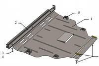 Защита двигателя Ford Kuga 2013-