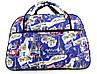 Яркая и практичная женская сумка-саквояж J-193, фото 5