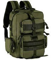 Рюкзак військовий тактичний штурмової Molle Assault Protector Plus S416 35L Black