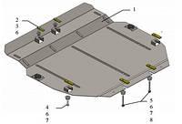 Захист двигуна Хонда СР-В / Honda CR-V IV рестайлінг 2015-