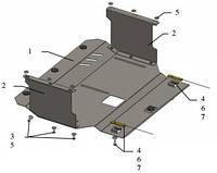 Защита двигателя Hyundai I-10 2014-