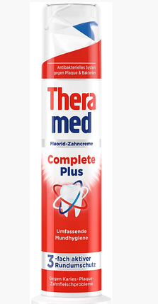 Зубная паста Theramed Complete Plus (100мл.), фото 2