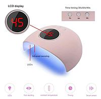 Лампа УФ для ногтей SUN X28, LED лампа для маникюра и педикюра гель лака