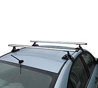 Багажник на крышу SsangYong Action 2006- за дверной проем Aero