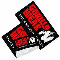 Gorilla Wear, Фитнес-полотенце Functional Gym Towel Black Red, фото 1