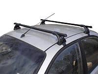 Багажник на крышу Daewoo Lanos 1997- за арки автомобиля