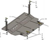 Защита двигателя Seat Mii 2012-