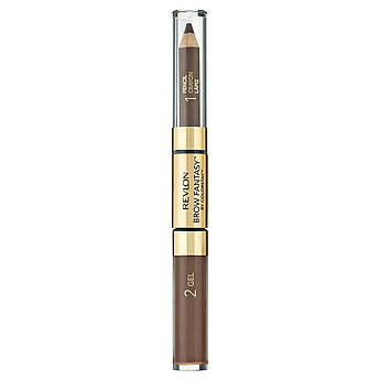Карандаш и гель для макияжа бровей Revlon Pencil & Gel 108 Light Brown