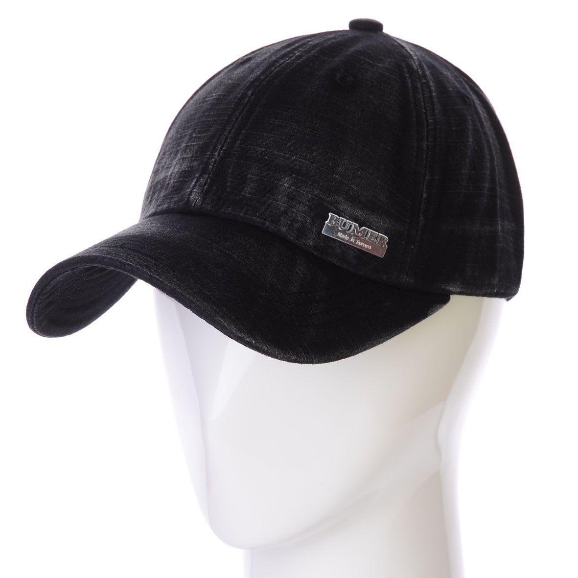 Бейсболка K17006 черный