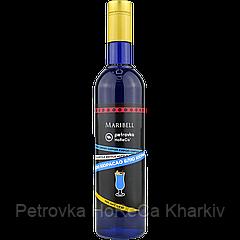 Сироп 'Блю Кюрасао' для коктейлей Maribell-Petrovka Horeca 700мл