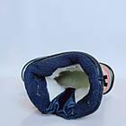 Дутики чоботи сноубутсы зима на хлопчика Тм Tom M, р 29, устілка 18,8 см Теплі зимові чобітки на змійці, фото 7