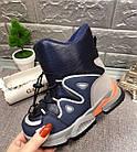 Дутики чоботи сноубутсы зима на хлопчика Тм Tom M, р 29, устілка 18,8 см Теплі зимові чобітки на змійці, фото 2